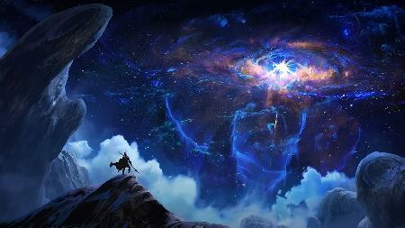 Nguồn gốc của thế gian và các vị thần ra đời