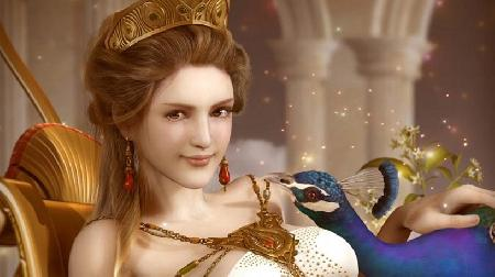 Nữ thần Héra vĩ đại