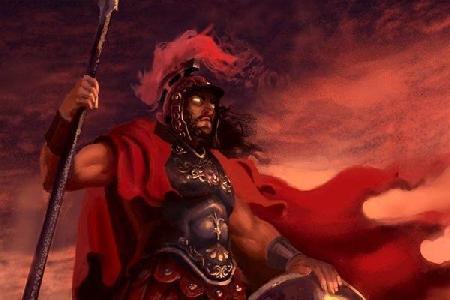 Thần chiến tranh Arès