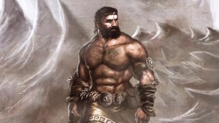 Người anh hùng Heracles - Vị thần sức mạnh