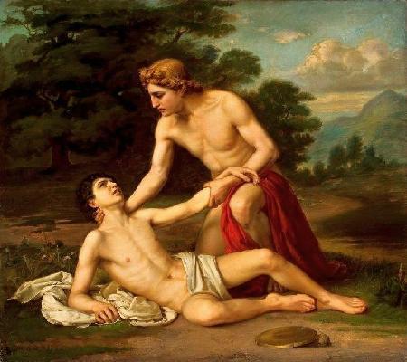 Cái chết của chàng Hyacinthos