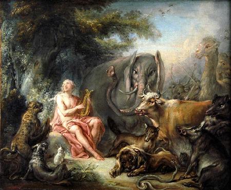 Chuyện người danh ca Orphée và mối tình trung thủy của chàng