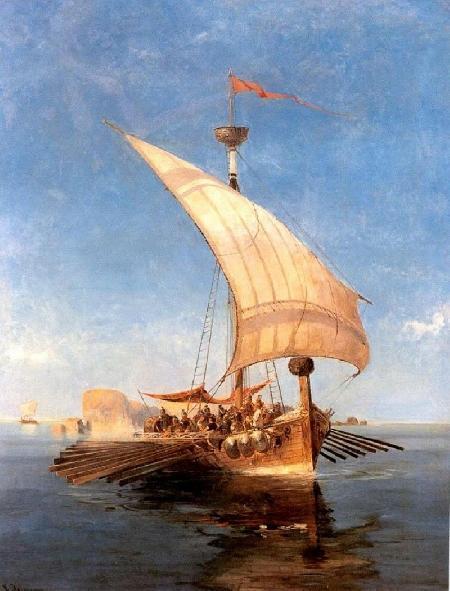 Cuộc xung đột với người Bébryces ở xứ Bithynie