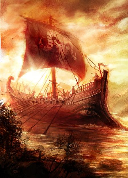Con thuyền Argo đến đảo Arétiade