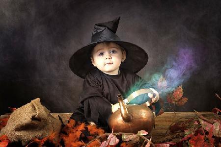 Mụ phù thủy với chiếc lược