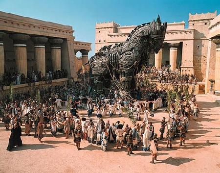 Thành Troie thất thủ