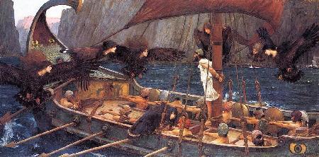 Hành trình trở về của Ulysse (Odysseus)