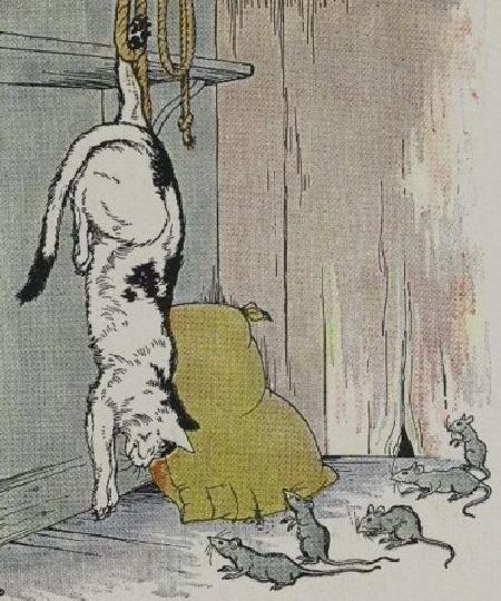 Mèo và lũ chuột