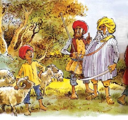 Cậu bé chăn cừu - Thằng nói dối
