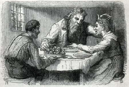 Người Nghèo Và Người Giàu
