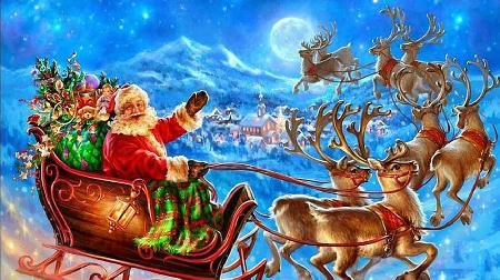Truyền thuyết về ông già Noel và lễ giáng sinh
