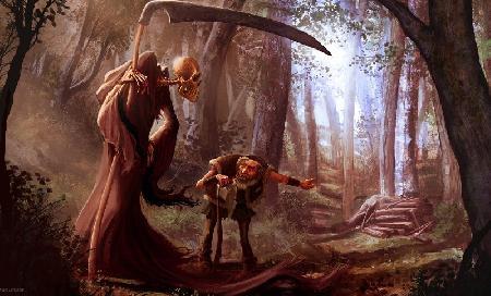 Ông già và thần chết