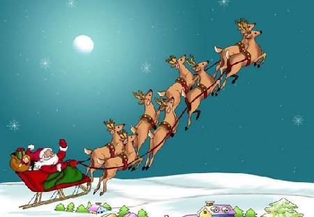 Ông Già Noel Có Thật Không?