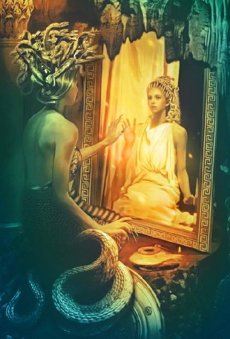 Truyền thuyết về Medusa