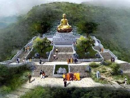 Núi Yên Tử ở Hải Dương