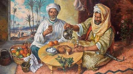 Ibrahim và người lái buôn