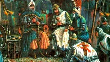Hoàng tử Salaydin và mụ vợ độc ác