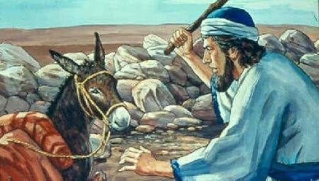 Ba điều ước của chàng nông dân nghèo