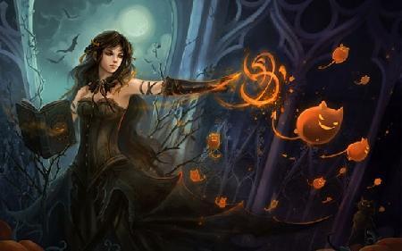 Ba phép thuật của thủy nữ