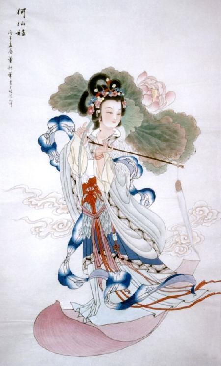 Truyền thuyết về Hà Tiên Cô