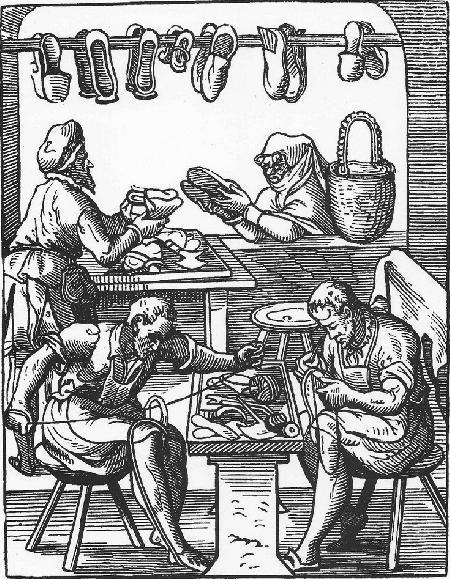 Người thợ đóng giày