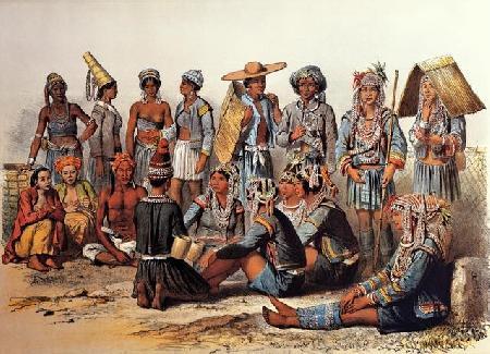 Thần thoại khởi thuỷ người Lào