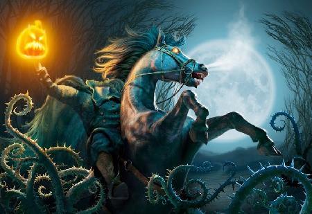 Dullahan - kỵ sĩ không đầu
