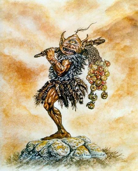 Fachen - quái vật kỳ dị nhất