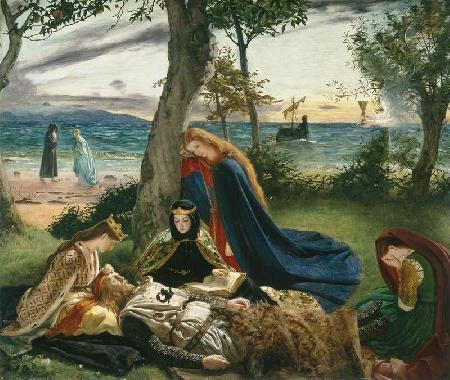 Mabinogion - những câu truyện xứ Wales