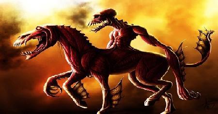 Quái vật ngựa Nuckelavee