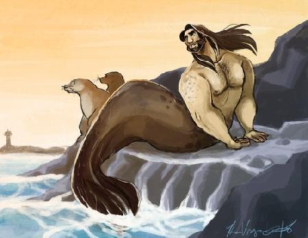 Selkie - Người hải cẩu