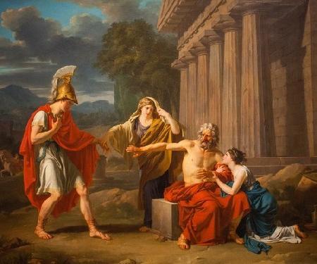 Bi kịch của nhà vua Oedipus