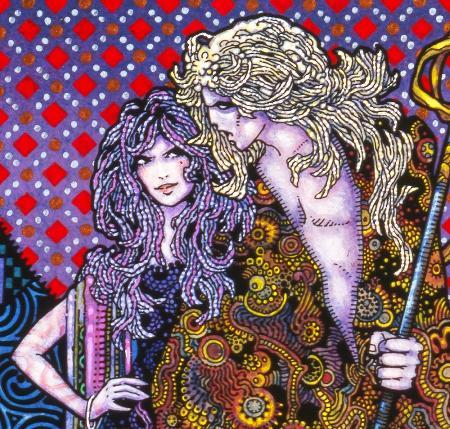 Câu chuyện về chàng Lancer - Diarmuid sát gái