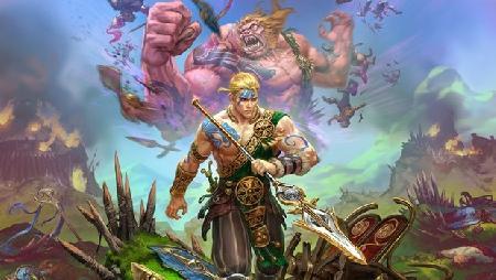 Chiến binh vĩ đại Cu Chulainn