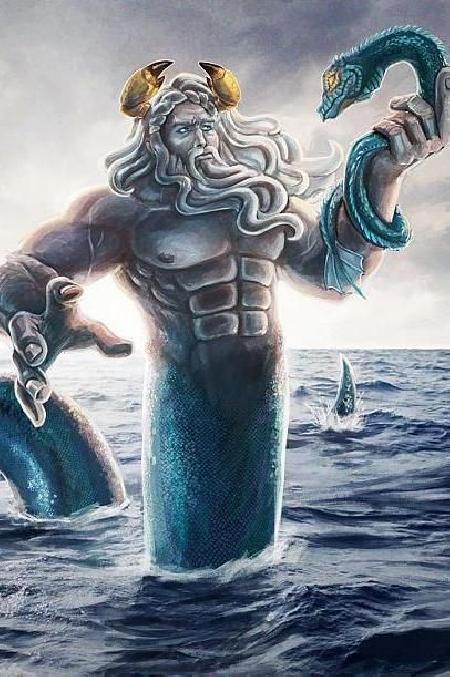 Thần biển Oceanus