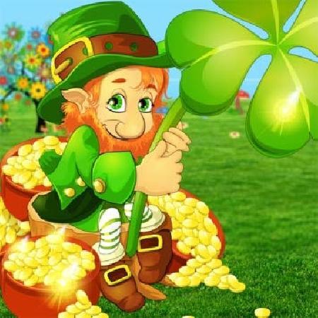 Yêu tinh Leprechaun và ba điều ước của chúng