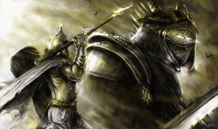 Cái chết của thần mặt trời Lugh
