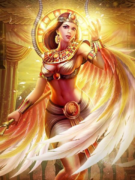 Nữ thần Isis