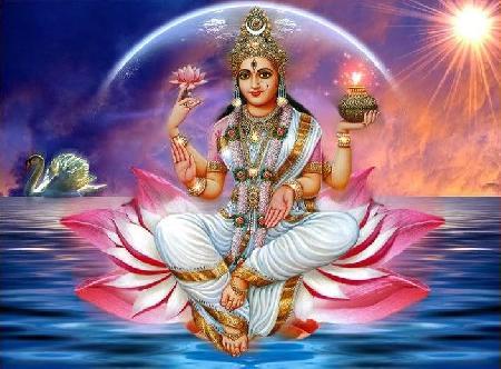 Nữ thần sông Hằng - Ganga