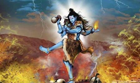 Thần hủy diệt Shiva