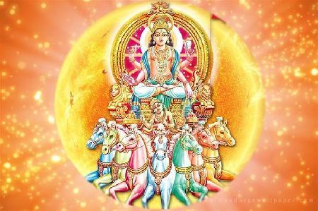 Thần Mặt Trời Surya