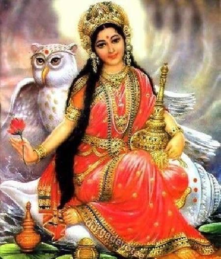 Truyện ngụ ngôn dân gian về nữ thần Lakshmi và đế Thích Indra