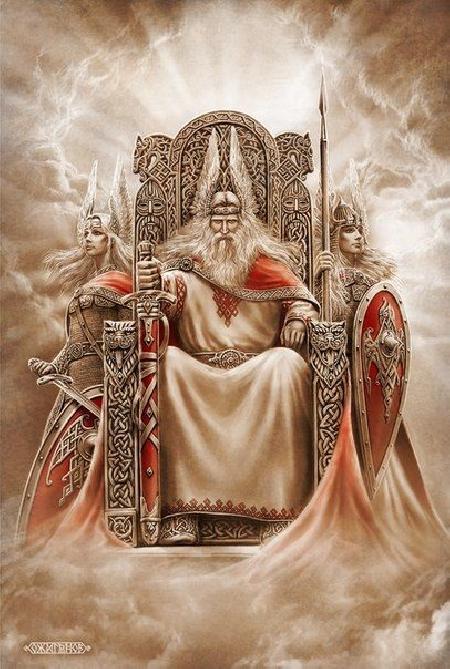 Nguồn gốc vũ trụ và các vị thần