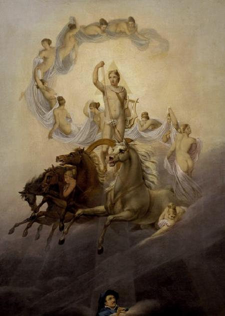 Các nữ thần Horai