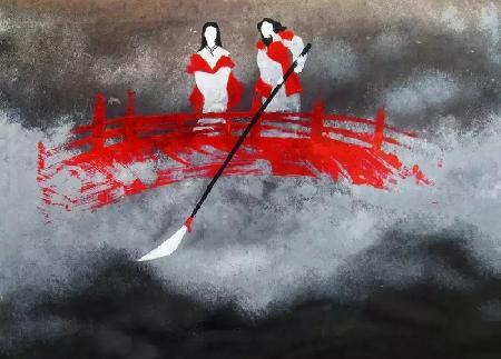 Chuyện tình Izanagi và Izanami - Sự khởi tạo Thế giới