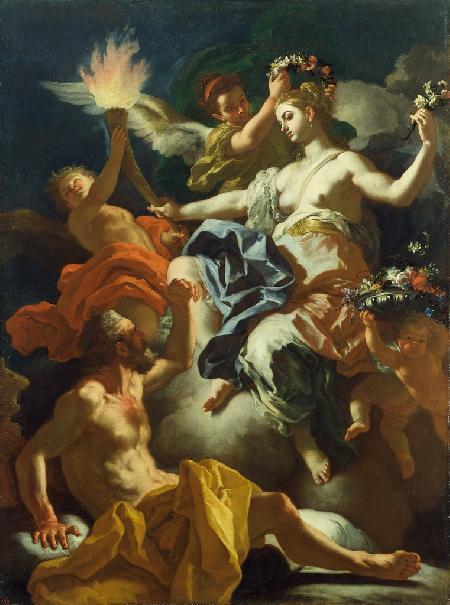 Sự tìch con ve sầu hay chuyện tình của nữ thần rạng đông Eos