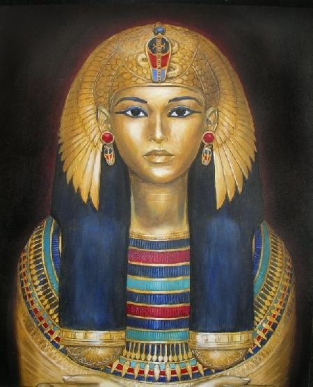 Chuyện nữ hoàng Hatshepsut