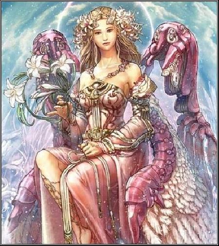 Nữ thần Snotra