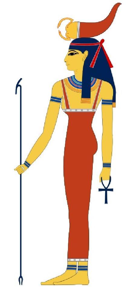 Serqet nữ thần bọ cạp
