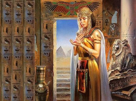 Nữ thần công lý Maat